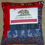 2011 NSGW Bear Flag Pillow #1