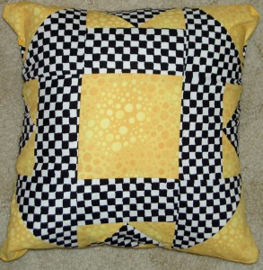 2011 Science Teacher Pillow