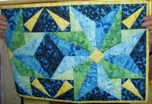 Sisto's Star Table Runner