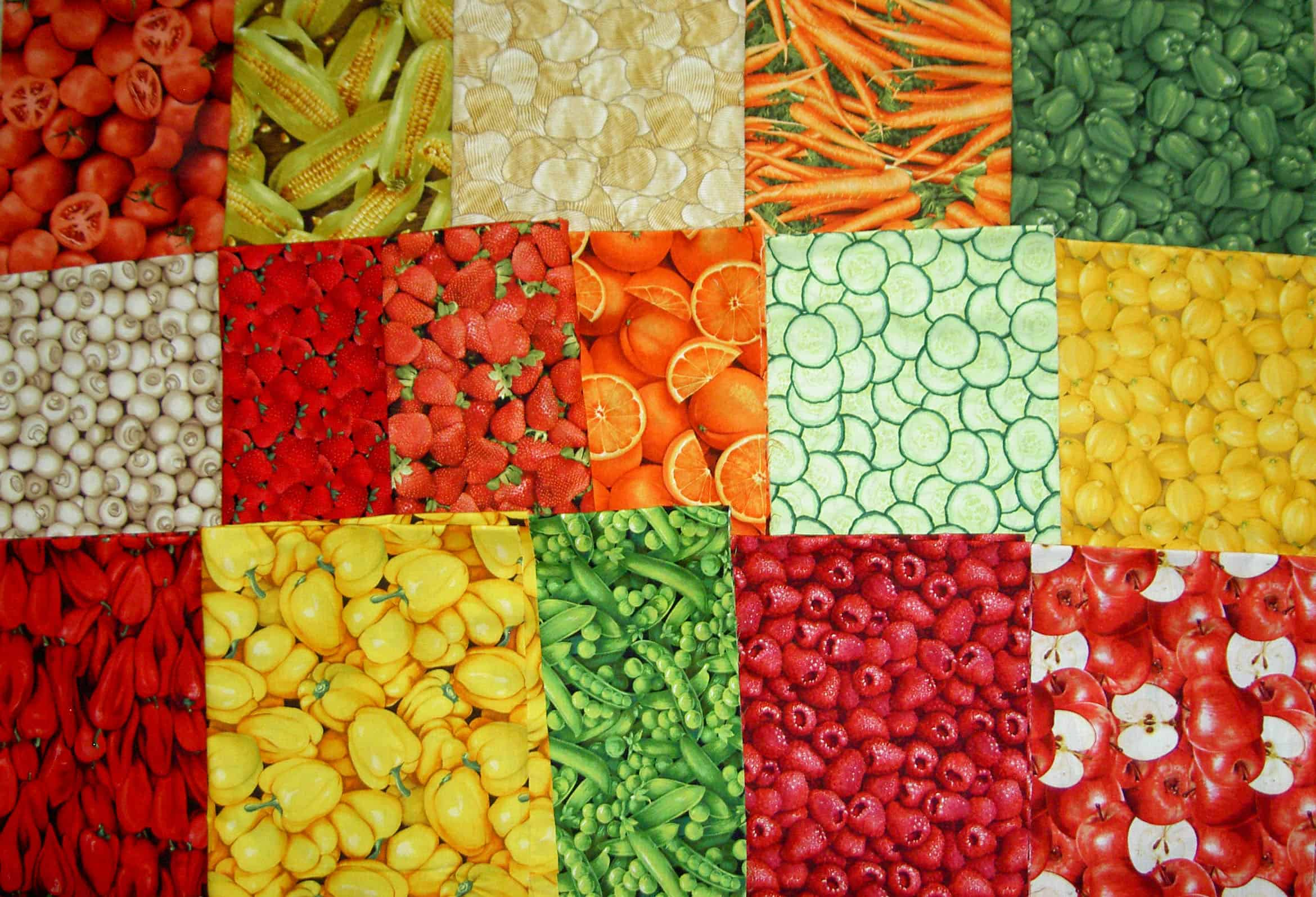 Food Quilt Artquiltmaker Blog
