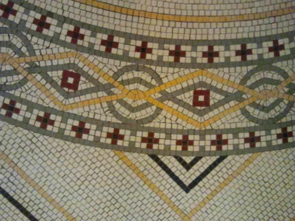 Diamond Circle detail