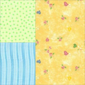 Off Center 4 Patch Rectangle #23