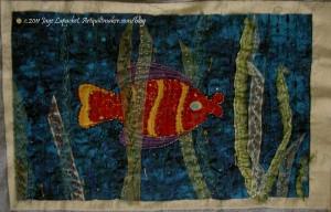 Kissy Fish (in progress)