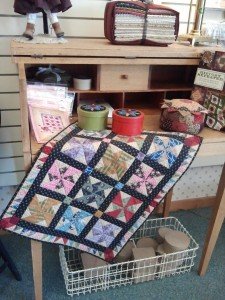 Fabric Town Quilt