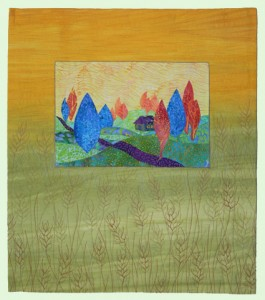 Fields Of Gold by Sarah Ann Smith