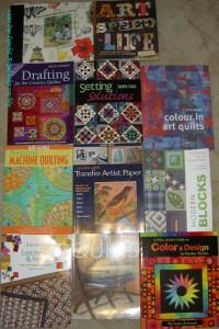 Dec-Feb Books