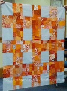 Kathleen's Blockwork Orange