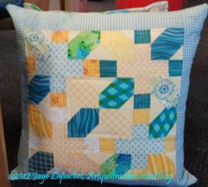 Amanda's Pillow