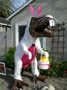 Easter Dinosaur