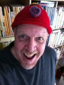 MarkL in the Flower Hat