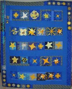 Stars for San Bruno #3