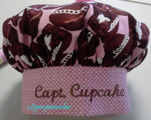 Captain Cupcake
