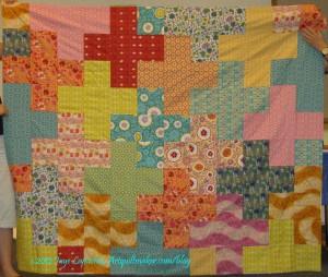 Sheetal's quilt