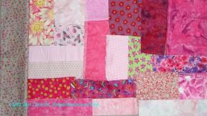 Fabrics from Mrs. K.