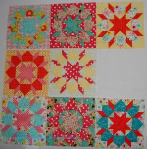8 Swoon Blocks