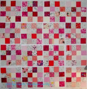 Pink donation blocks (set 2)
