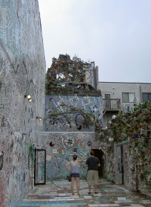 Magic Gardens Entry View