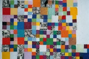 Pointillist Palette #4: Night (WIP)