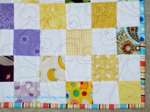 BAMQG Donation Quilt detail