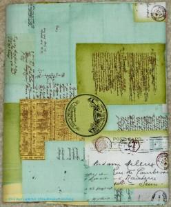 Letter Journal Cover
