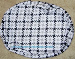 Herringbone Cat Bed