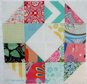Patchwork Wheel #10