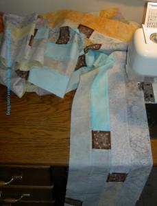 Sewing LOOOOONG Seams
