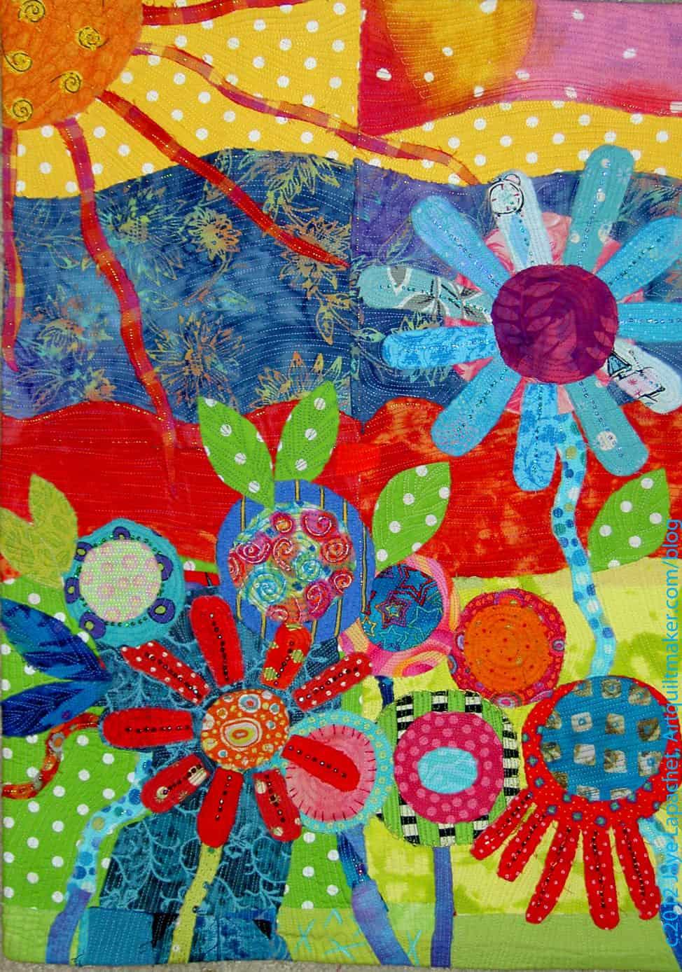 Pamela Allen Style Quilts Artquiltmaker Blog