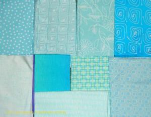 Additional Star Sampler Fabrics - January 2013