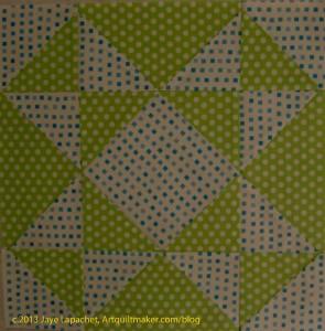 Star Sampler: Mosaic No. 19