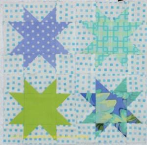 "First 4"" Stars"