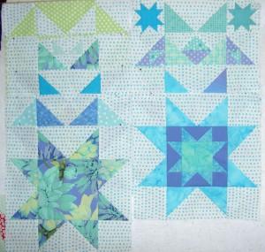 Star Sampler blocks