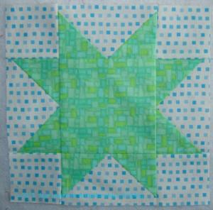Green Basic Star