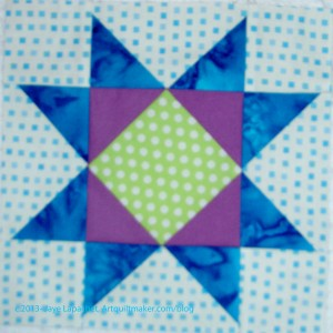 Square in a Square Star