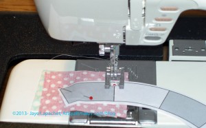 Sew on the line (#2)