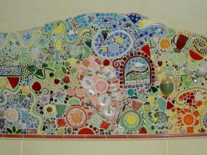 California Adventure Mosaic