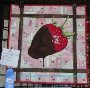 Sarah Martin Chocolate Challenge