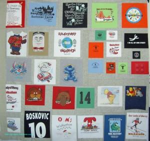 T-shirt Quilt Center