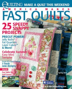 Fast Quilts Magazine
