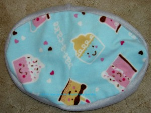 Happy Cake Cat Bed