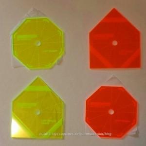 Russian Rubix templates