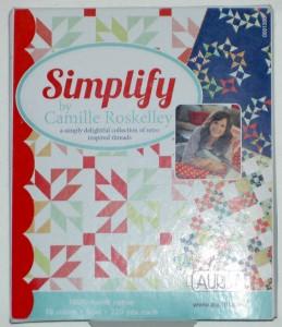 Simplify Aurifil