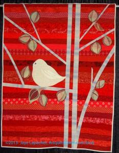 Bird in a Tree by Joyce Marty