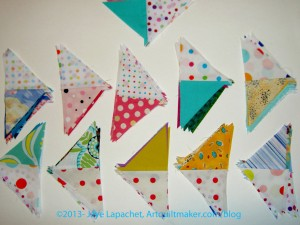 Scrapitude Triangle Segments