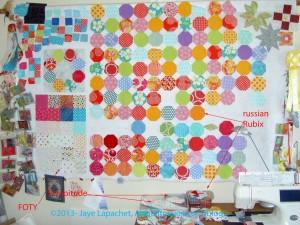 Design Wall 12/1/2013