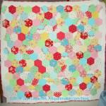 Flower Sugar Hexagon
