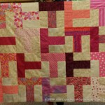 Pink T Donation Quilt