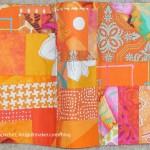 Orange Crush Journal Cover All Outside