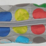 Jaye's Sew Together Bag - closed