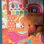 Orange Soda Journal Cover (closed)